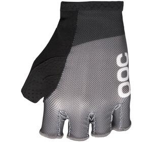 POC Essential Road Rękawiczki krótkie z siateczką, czarny